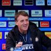 """Verso Verona-Inter, Mancini: """"Mostriamo voglia di vincere"""""""