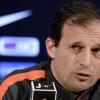 Verso Atalanta-Juventus: Allegri non vuole pensare al Borussia Dortmund