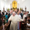 Papa Francesco prende a pugni la libertà: santo subito!