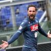 Verso Napoli-Inter: sarà Higuain contro Icardi
