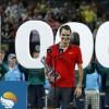 Roger Federer, Mille giorni di te e di queste notti