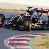 F1, test di Barcellona: Lotus e Toro Rosso davanti a tutti