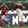 Dominio Empoli, il Milan strappa il pareggio