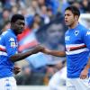 Pagelle Sampdoria-Sassuolo 1-1: Ferrero sulla luna con Eder, Okaka torna sulla terra