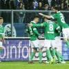 L'Avellino liquida il Bari per 2-0 e raggiunge il terzo posto solitario