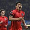 Héroïque Psg: Luiz-Thiago, Mou sbattuto fuori