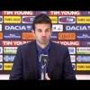 Verso Udinese-Fiorentina: conferenze stampa e probabili formazioni