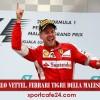 F1, Malesia: che magia Vettel! Strepitosa vittoria rossa