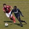 Primavera, l'Inter vince il derby 2-1 e vola al comando della classifica