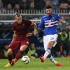Roma-Samp, supersfida con la Champions nel mirino
