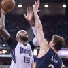 Nba, i risultati della notte: Cousins domina, Spurs in clima Playoff