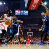 Playoff Nba: che Barba il Texas. Rockets avanti, ok Spurs