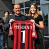 """Silvio Berlusconi e Mr Bee in """"Un Giorno da Leoni. Special Guest Paolo Maldini"""
