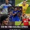 Euro 2016: da Pelle' a Zlatan. I cinque protagonisti delle qualificazioni