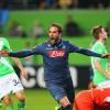 Pagelle Wolfsburg-Napoli 1-4: Fattore H, Gabbiadini nato pronto