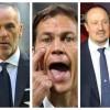 Roma, Lazio e Napoli: la Champions in 180 minuti