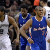 Playoff Nba: un monumentale Paul elimina gli Spurs in gara 7