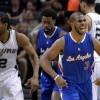 Playoff Nba: un monumentale Paul elimina gli Spurs in gara 7