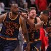 Playoff Nba: LeBron sulla sirena, Chicago ammaliata e 2-2