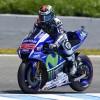 MotoGp Jerez, test IRTA: Jorge al top, Rossi ad un passo e la Ducati che non c'è