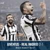 8 Motivi per cui la Juventus ha battuto il Real Madrid