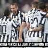 8 motivi per cui la Juventus è Campione d'Italia