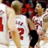 Playoff Nba: buzzer beater da favola, a Chicago impazza la Rose-mania