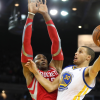 Playoff Nba: Golden State vince Gara 1 di misura. Houston, we have a series