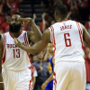 Playoff Nba: Harden ne fa 45, Houston trova la prima vittoria in Gara 4