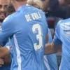 Juventus-Lazio 2-1: Parolo polmoni d'acciaio, De Vrij superlativo, Berisha colpevole