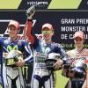 MotoGP Montmelo: Poker Lorenzo, Marquez finito