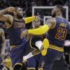 """Gli """"up & down"""" dei Cleveland Cavaliers"""