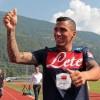 Napoli, fine della maratona: ora Allan é tuo