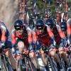 Tour, la cronosquadre: la BMC batte il Team Sky per 62 centesimi