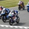 Moto3 Sachsenring, dominio Leopard, Fenati beffato da Bastianini