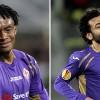 Inter: meglio Salah, Jovetic o Cuadrado?