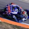 MotoGP Brno FP3, Lorenzo e Rossi davanti a Marquez