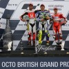 MotoGP Silverstone, secondo super podio tutto italiano della stagione