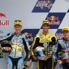 Moto2 Indianapolis, Rins pole da record su Rabat e Kallio