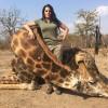 Sabrina Corgatelli, la iena bipede che uccide la caccia