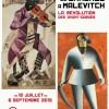 Malevich e l'arte proibita delle avanguardie