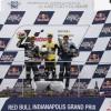 Moto2 Indianapolis, prima vittoria per Rins, Morbidelli 3°