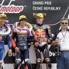 Moto3 Brno, primo Inno di Mameli per Antonelli