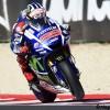 MotoGP Misano: Lorenzo in pole, ma anche Rossi in prima fila