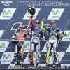 MotoGP Aragon, Lorenzo un Grifone, Pedrosa e Rossi fanno faville