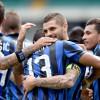 Icardi specchio dell'Inter: non gioca ma è letale