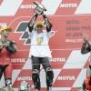 Moto2 Motegi, Zarco campione del mondo
