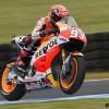 MotoGP Phillip Island, Marquez torna in pole per l'ottava volta