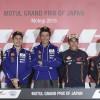 MotoGP Motegi, tutti all'arrembaggio, vincerà chi ha più coraggio
