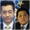 Mr. Bee-Milan e Thohir-Inter, quante differenze!